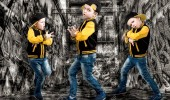 75883506-the-little-boy-in-the-style-of-hip-hop-children-s-fashion-cap-and-jacket-the-young-rapper-graffiti-o